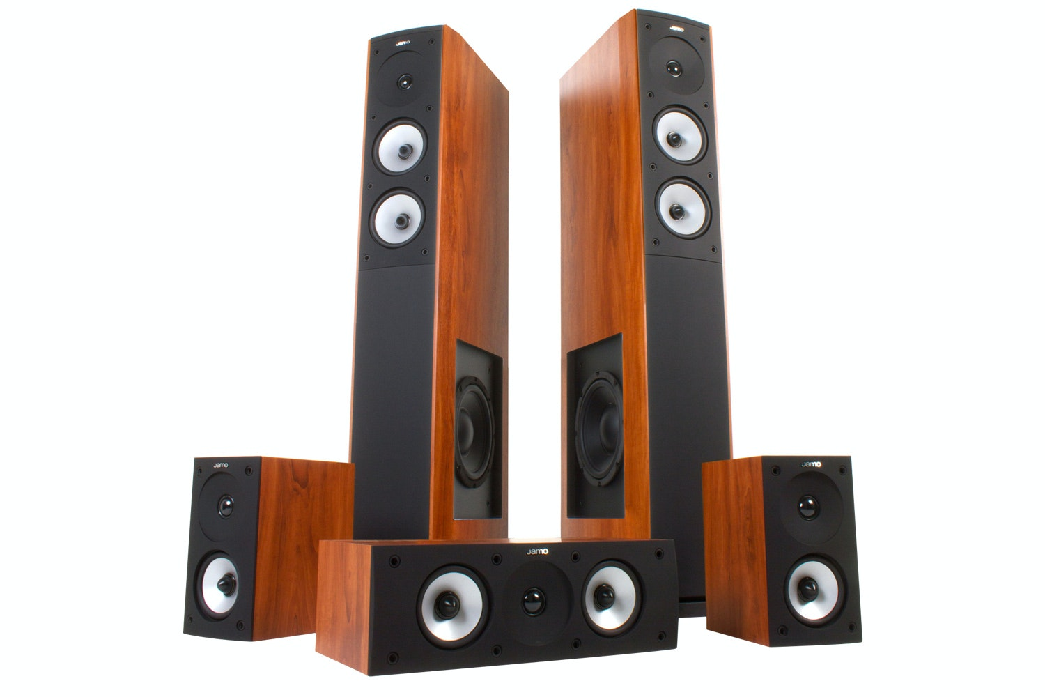 Jamo Home Cinema Speaker | S626HCS6DA