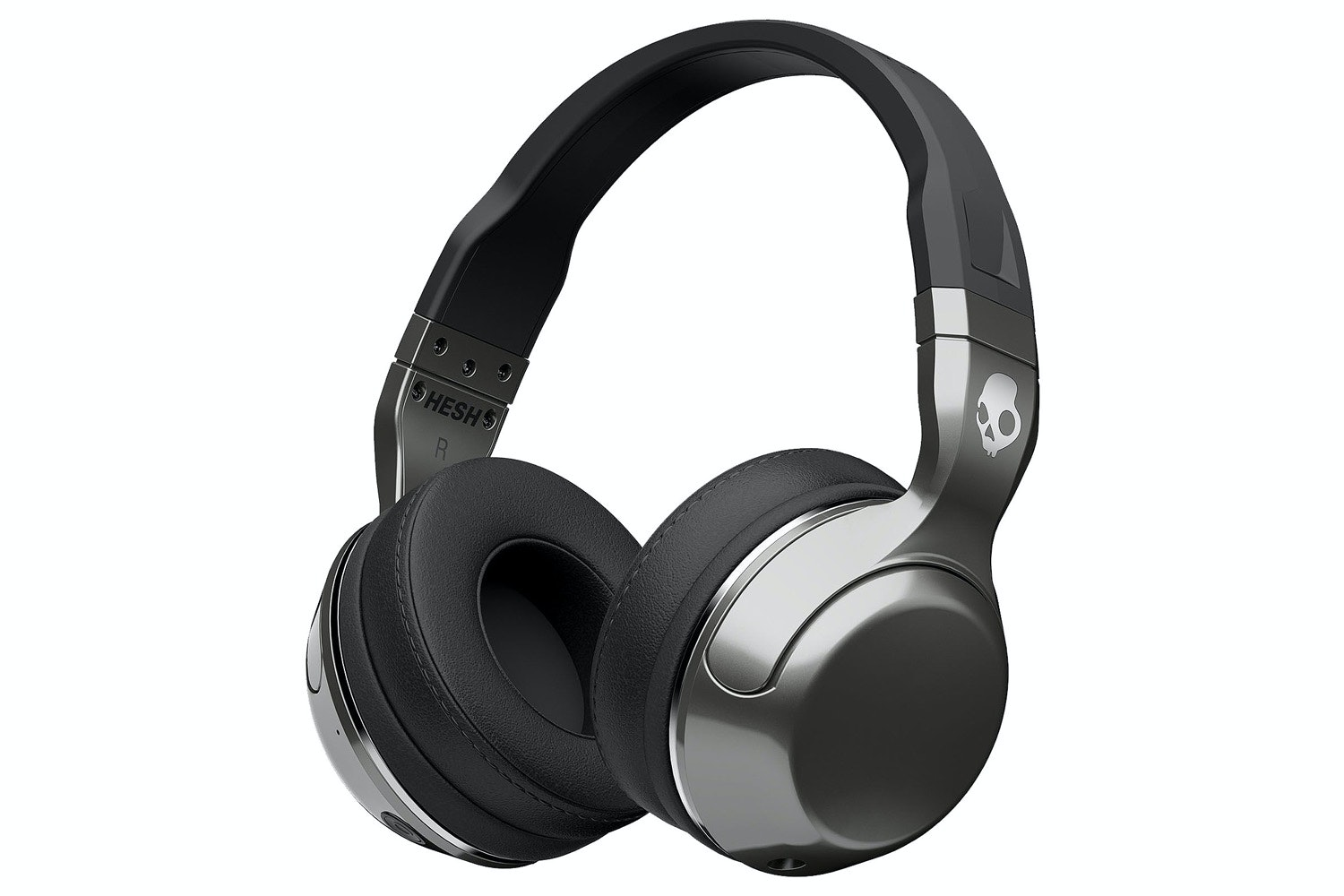 Skullcandy Hesh 2 Bluetooth Wireless Headphones | Black