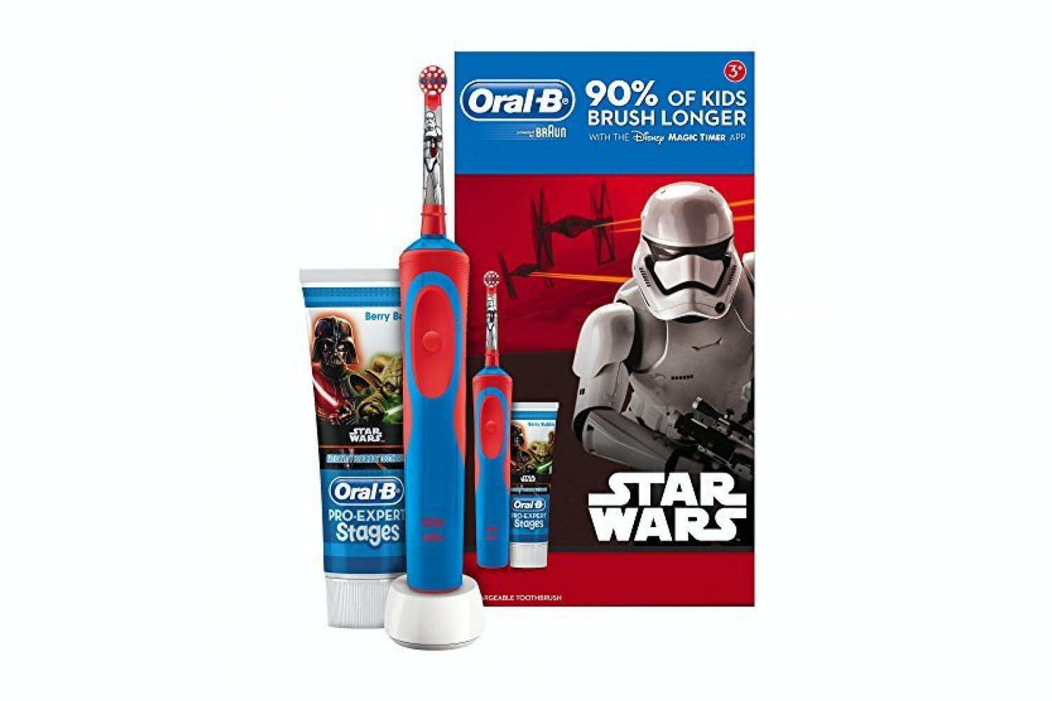 Oral-B Starwars Electric Toothbrush