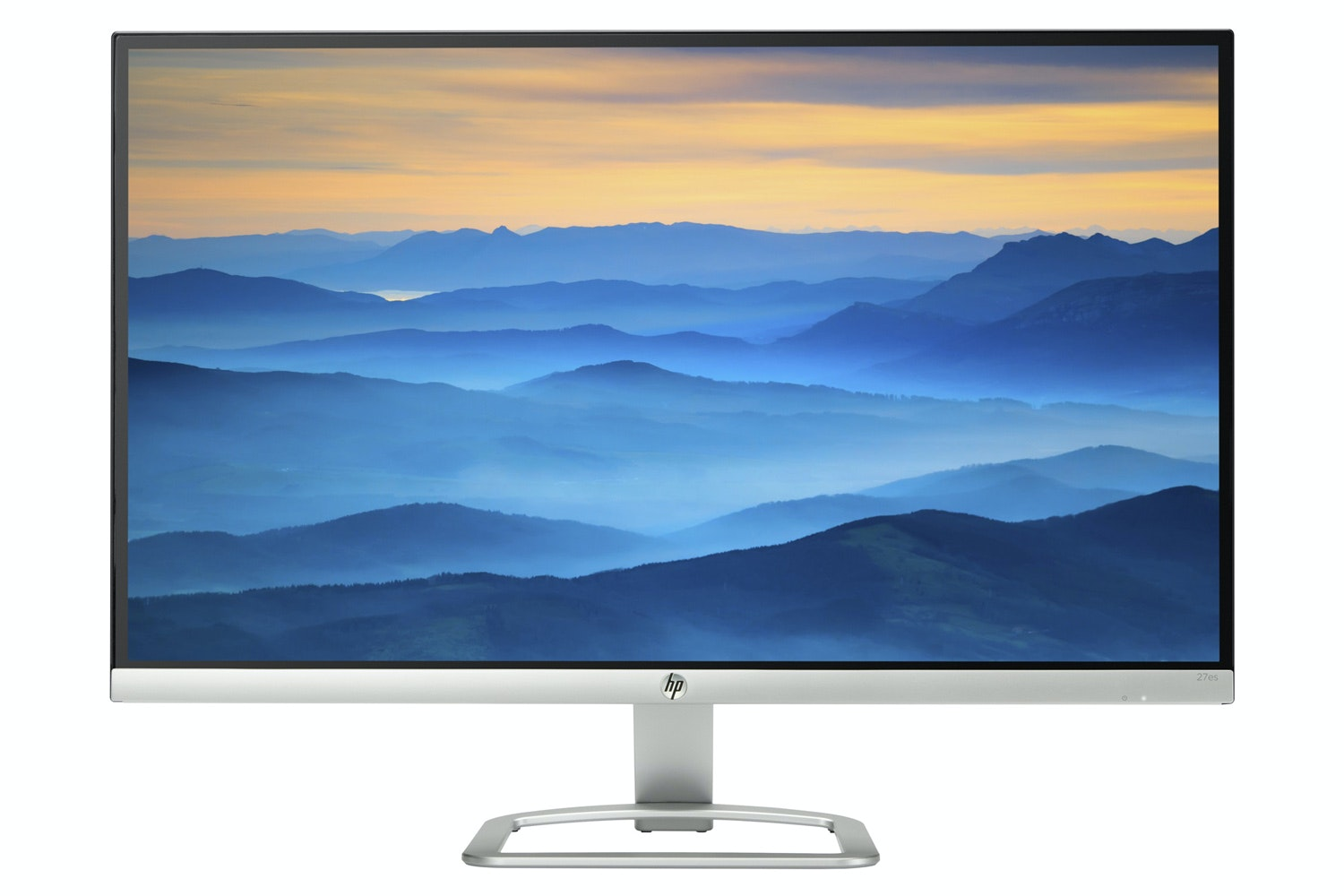 HP 27es Full HD LCD Monitor