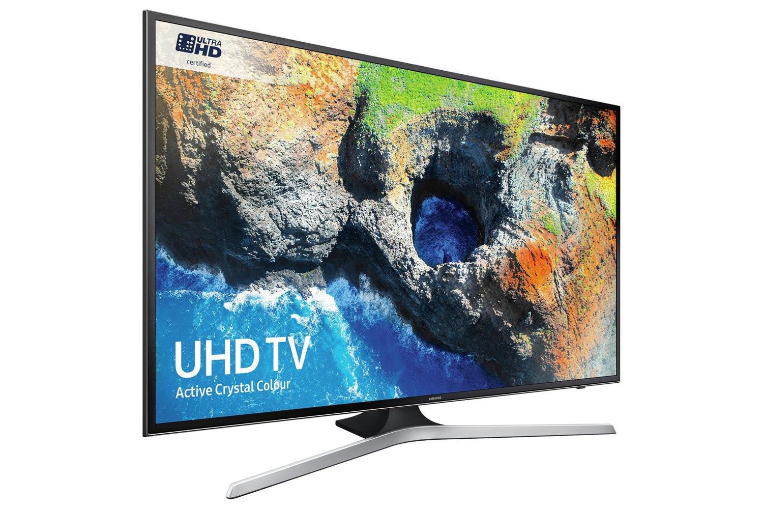 "Samsung 50"" Smart Ultra HD LED TV 