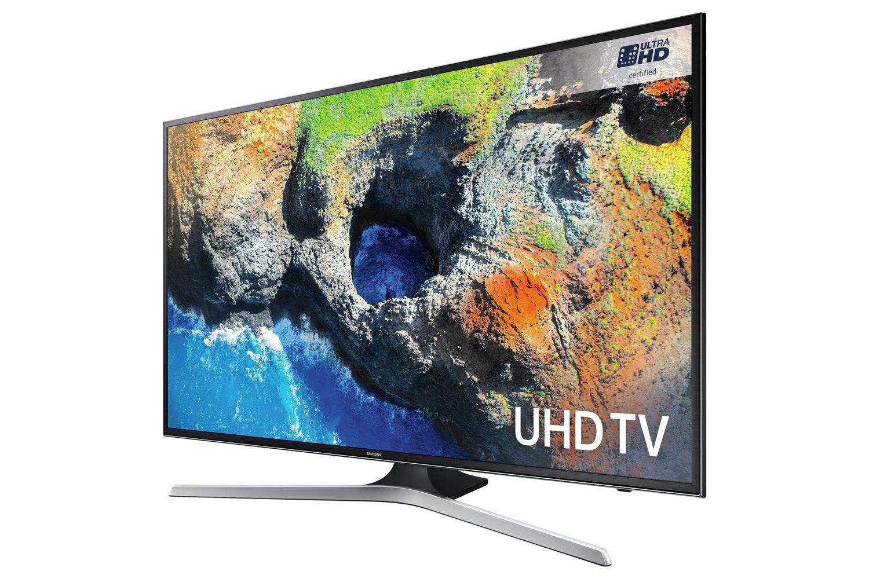 "Samsung 55"" Smart Ultra HD LED TV | UE55MU6120KXXU"