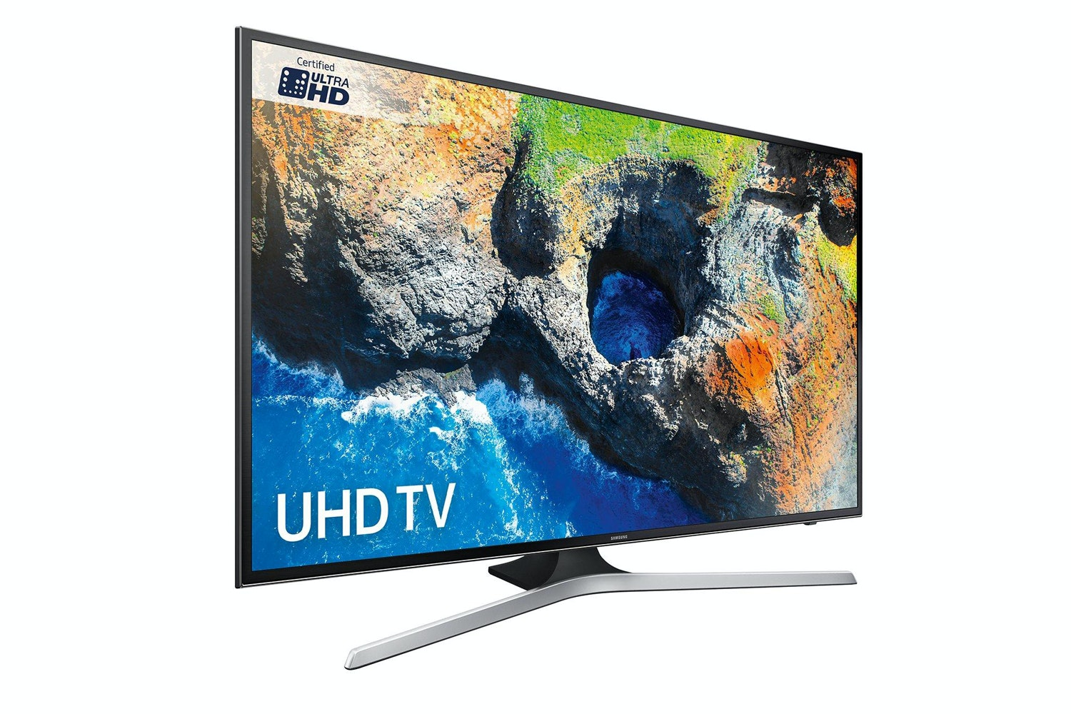 "Samsung 75"" UHD LED Smart TV 