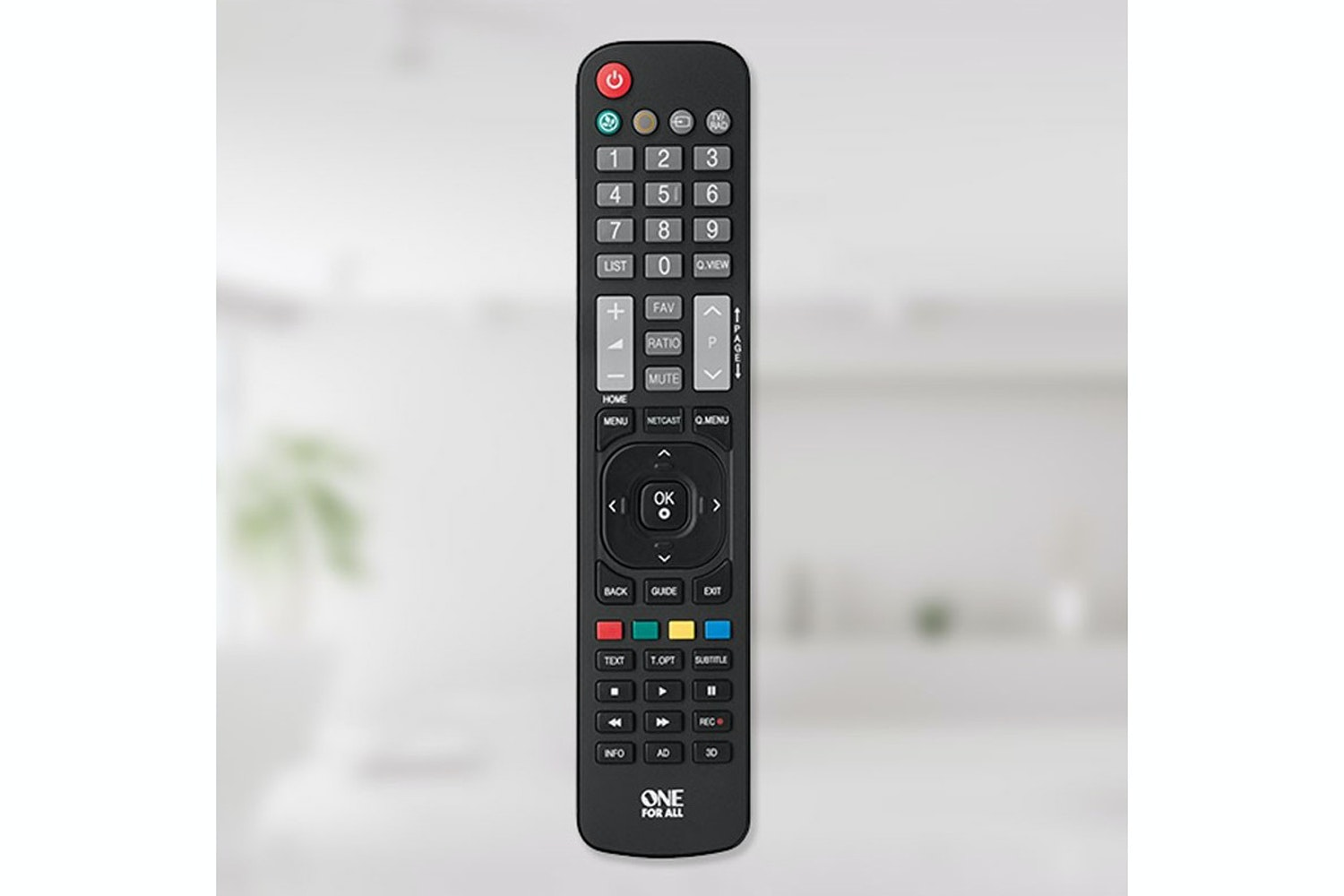 One for All LG Replacement Remote Control | URC1911