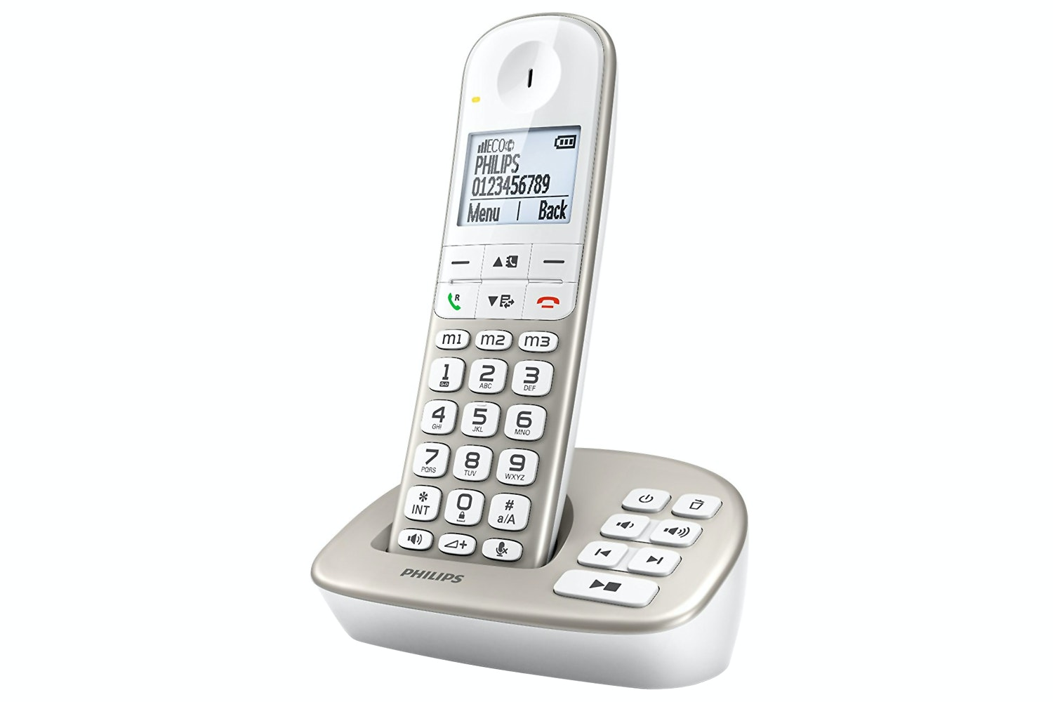 Philips Single XL Cordless Phone