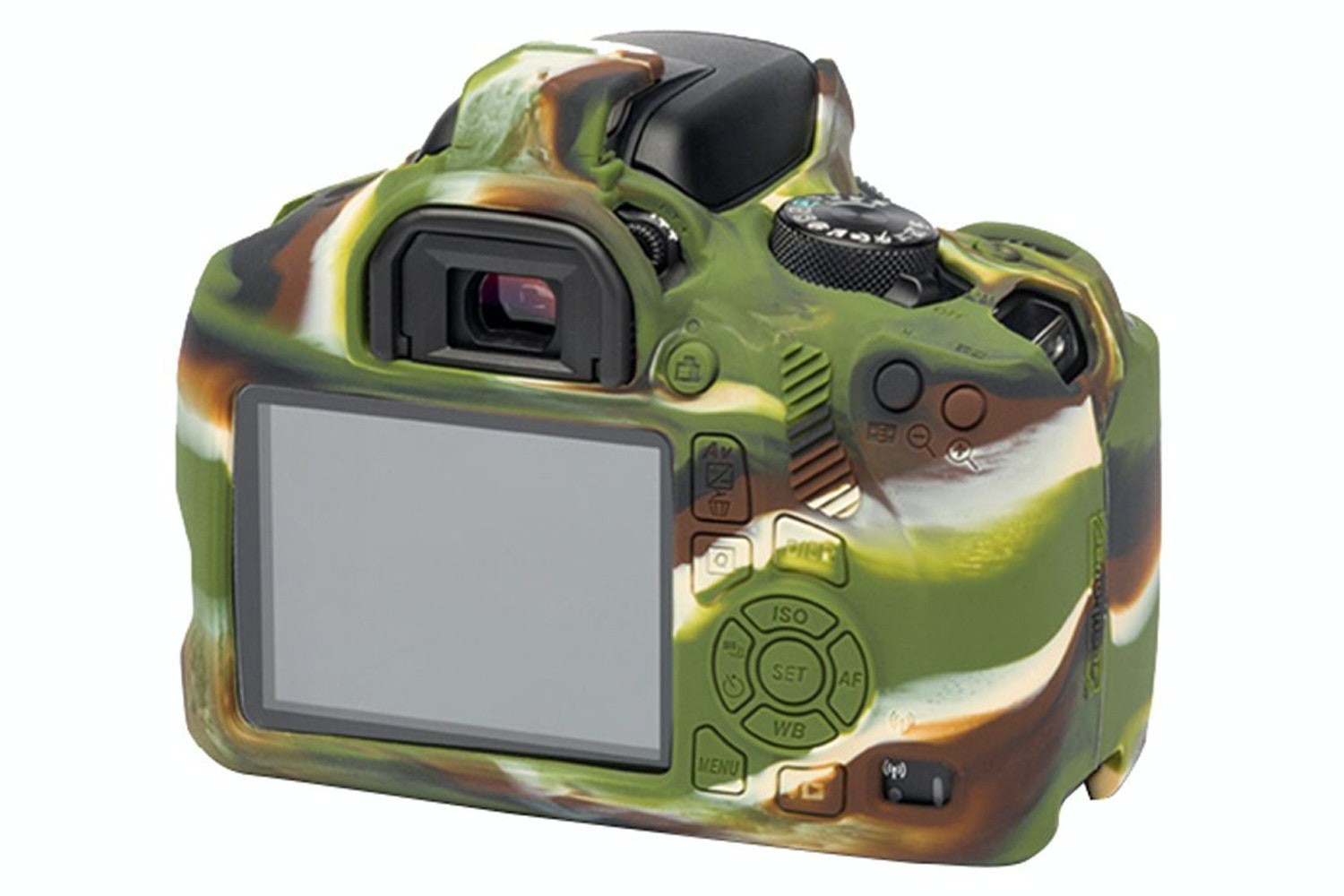 Easycover Canon 1300D | Camouflage
