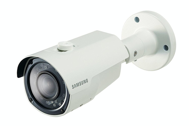 Samsung 1TB 8-Channel 4 Camera CCTV Kit