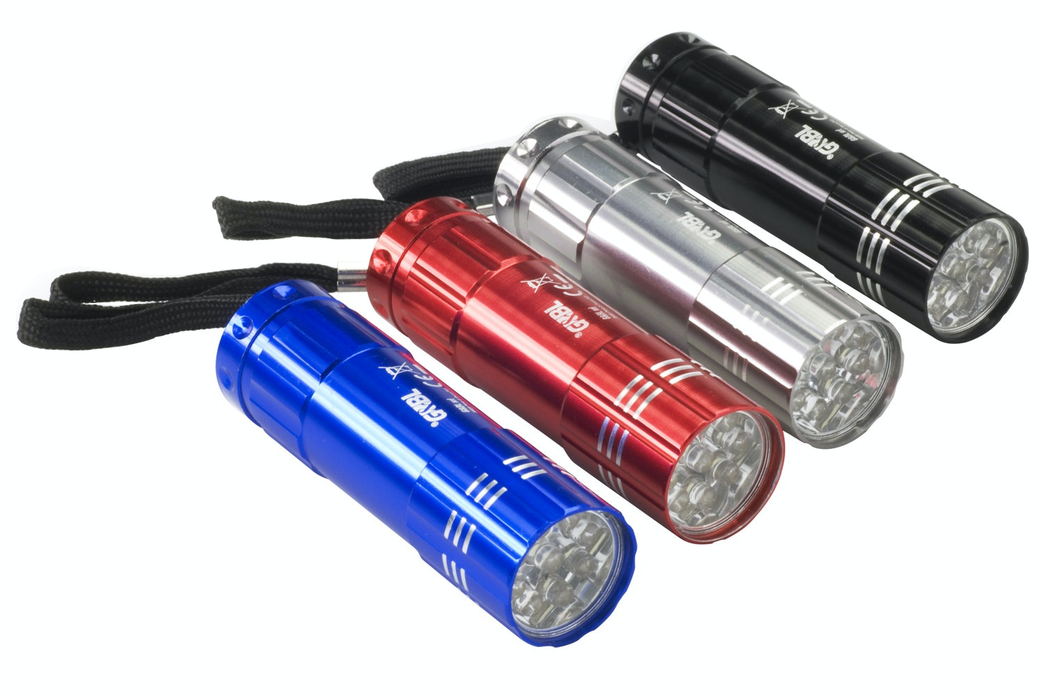 G&BL LED Work Flashlight