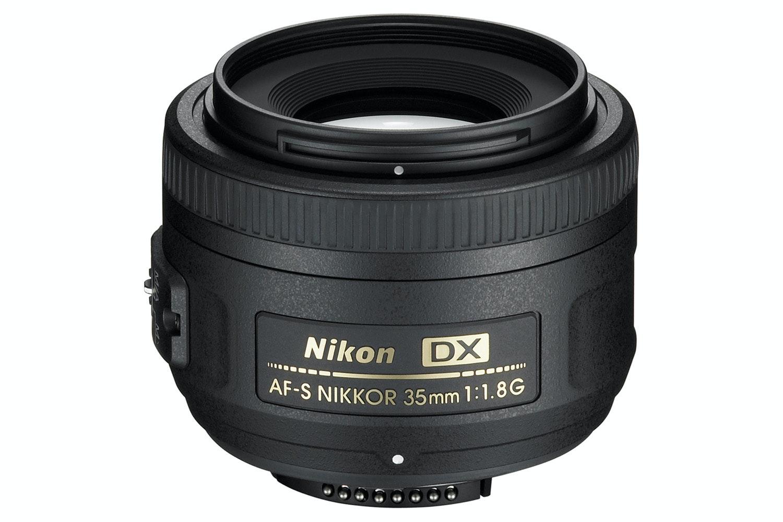 Nikon AF-S 35mm F1.8G DX Lens