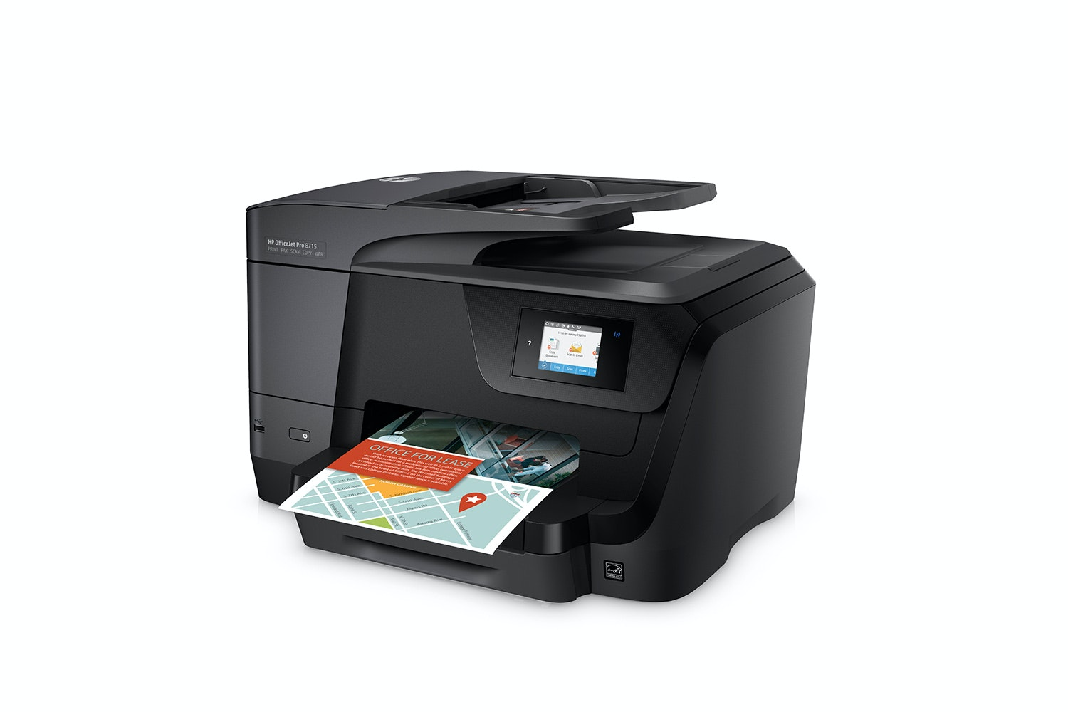 HP Officejet Pro 8715 All In One Printer | Black