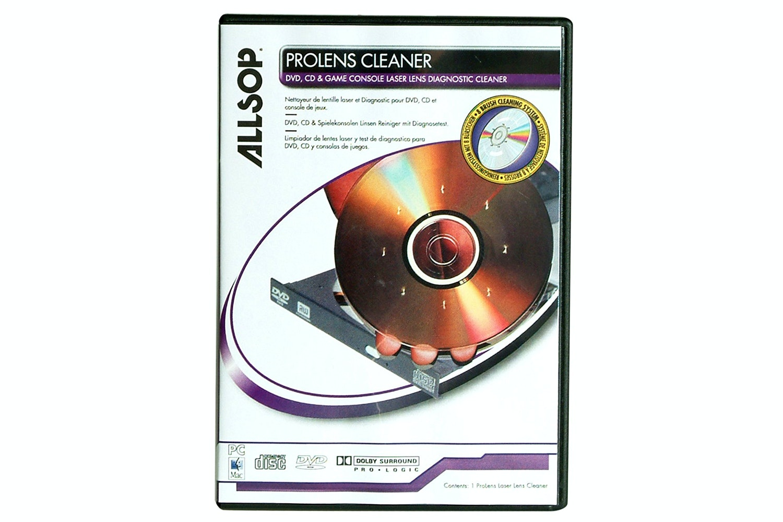 Allsop ProLens Laser Lens Diagnostic Cleaner