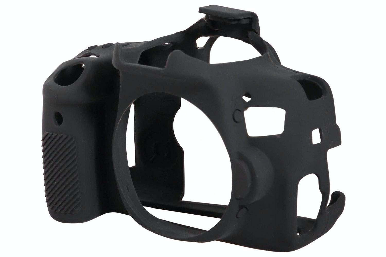Easycover Canon 750D Silicon Case | Black