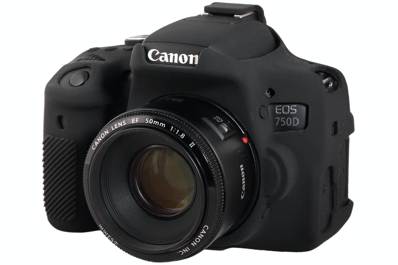 Easycover Canon 750D | Black