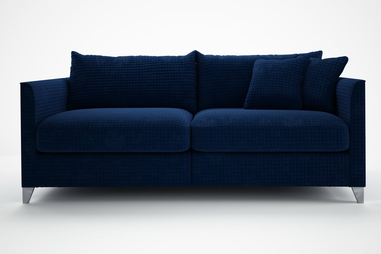 Zoey 3 Seater Sofa | 8 Colour Options