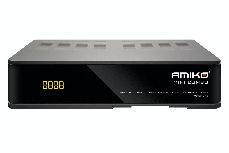 Amiko HD Satellite Receiver | AMIKOMINICOMBO