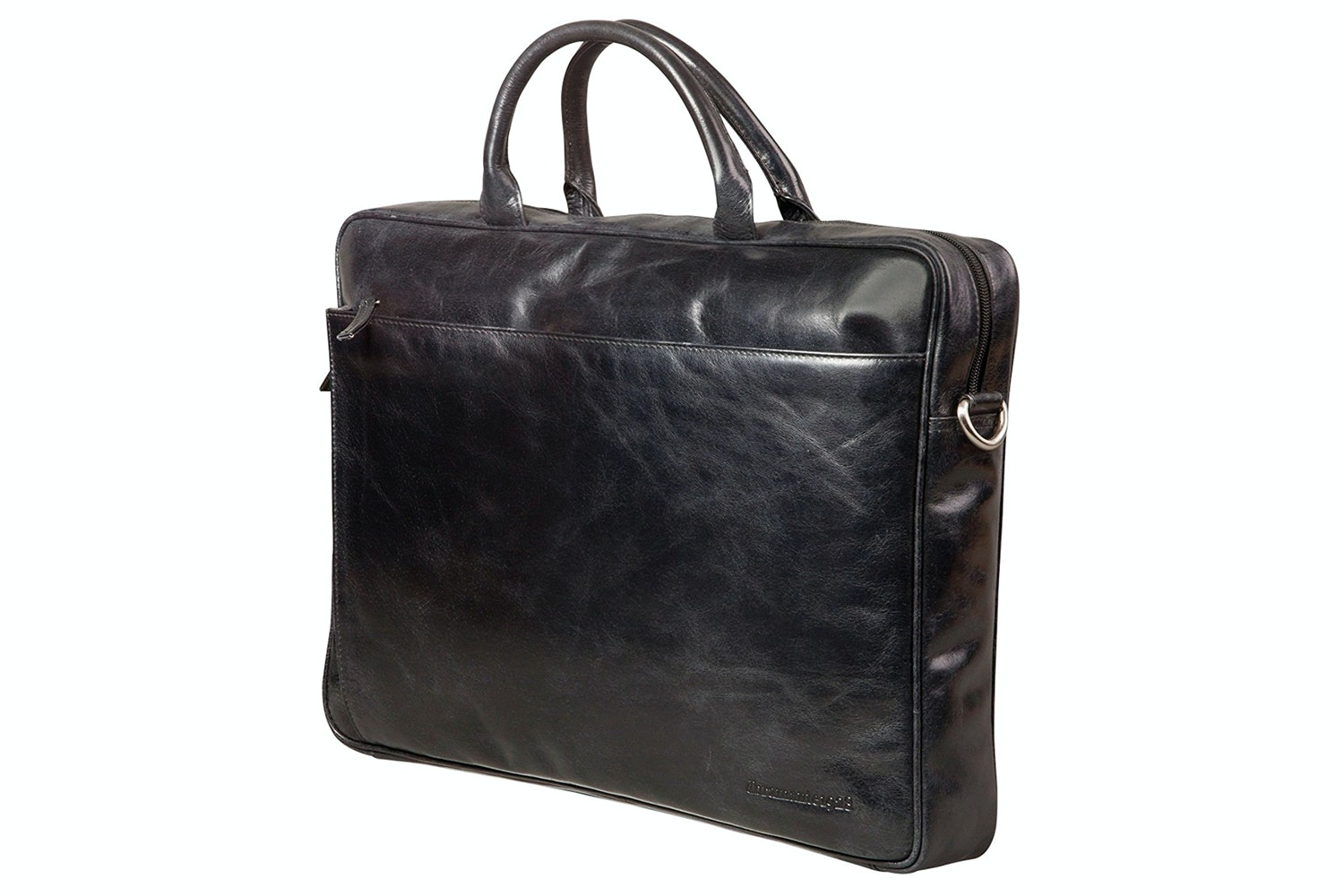 "Dbramante1928 Amalienborg 16"" Leather Laptop Bag"