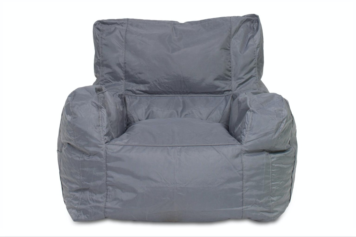 CHILLAX B/BAG TEEN CHAIR GREY