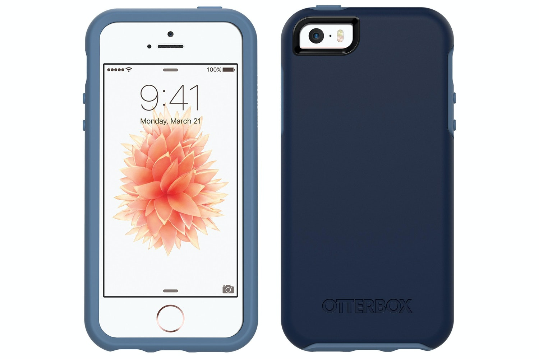 OtterBox Symmetry iPhone Case Blue 5 | 5S