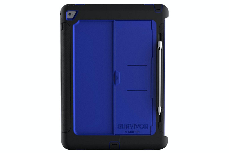 Griffin Survivor 12.9 iPad Pro Case | Blue