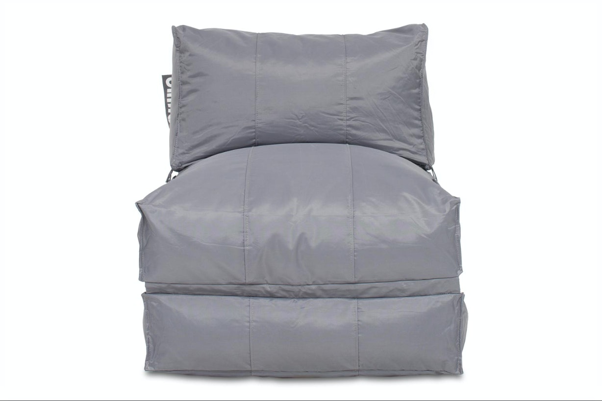 CHILLAX B/BAG BED GREY