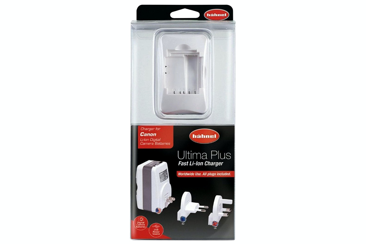 Hahnel Ultima Plus Canon Battert Charger