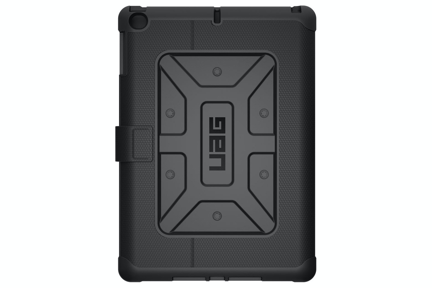 Urban Armor Gear Folio Case NEW iPad 2017 | IPD17-E-BK