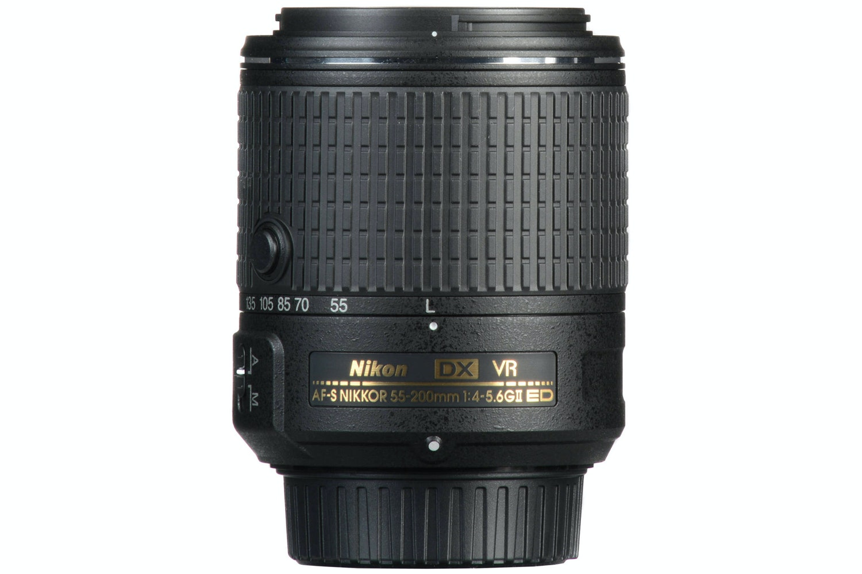 Nikon AF-S 55-200mm F4-5.6G ED VR II Lens