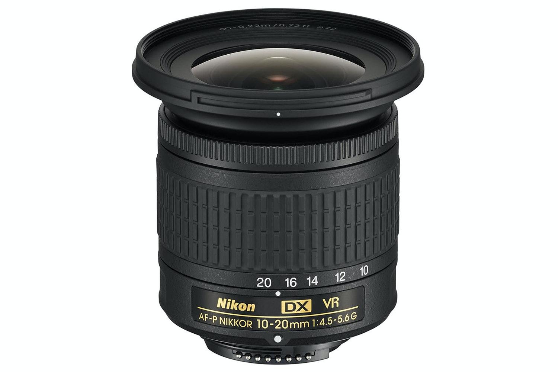 Nikon AF-P 10-20mm Lens