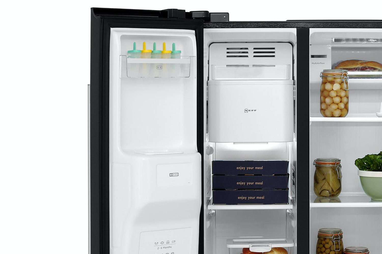 Neff Side by Side Fridge Freezer | KA3902B20G