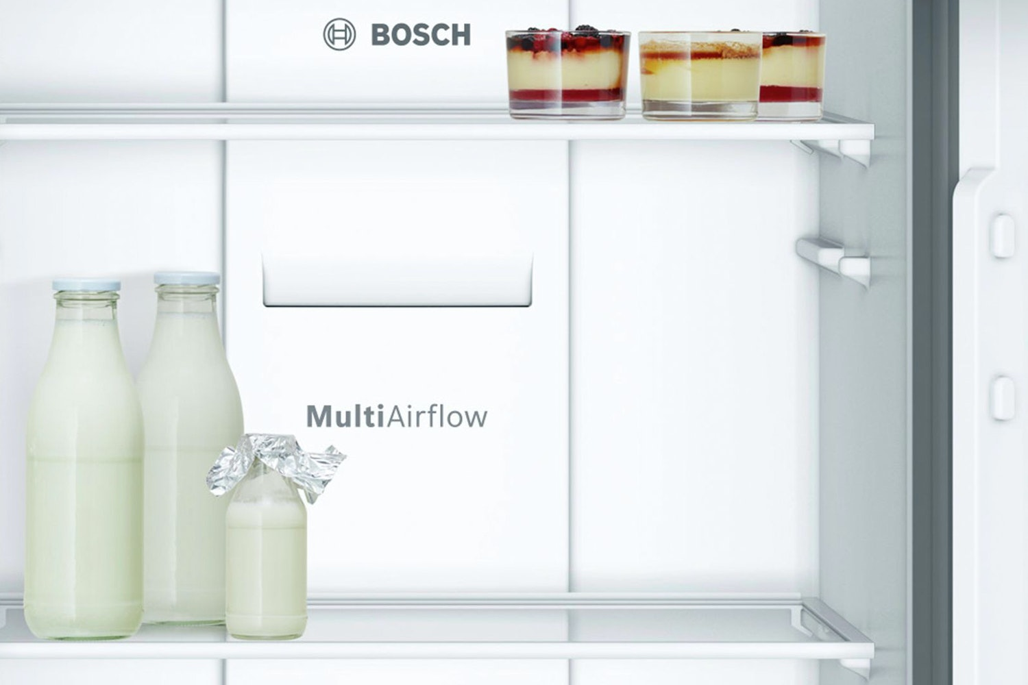 Bosch Series 4 American Style Fridge Freezer | KAN92VI35