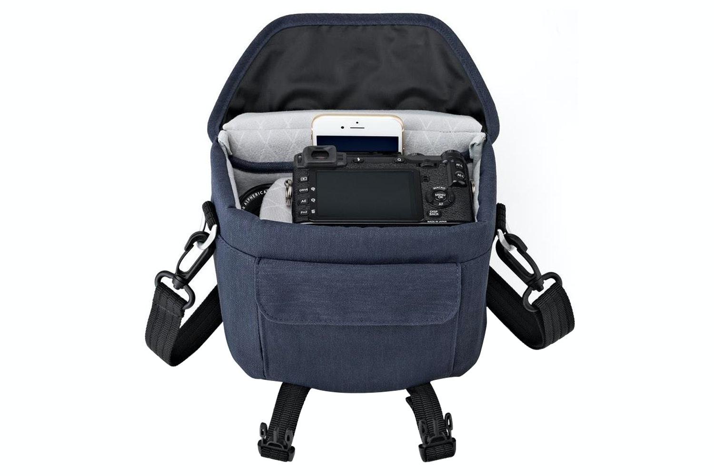 Lowepro Scout SH 120 Camera Bag   Blue