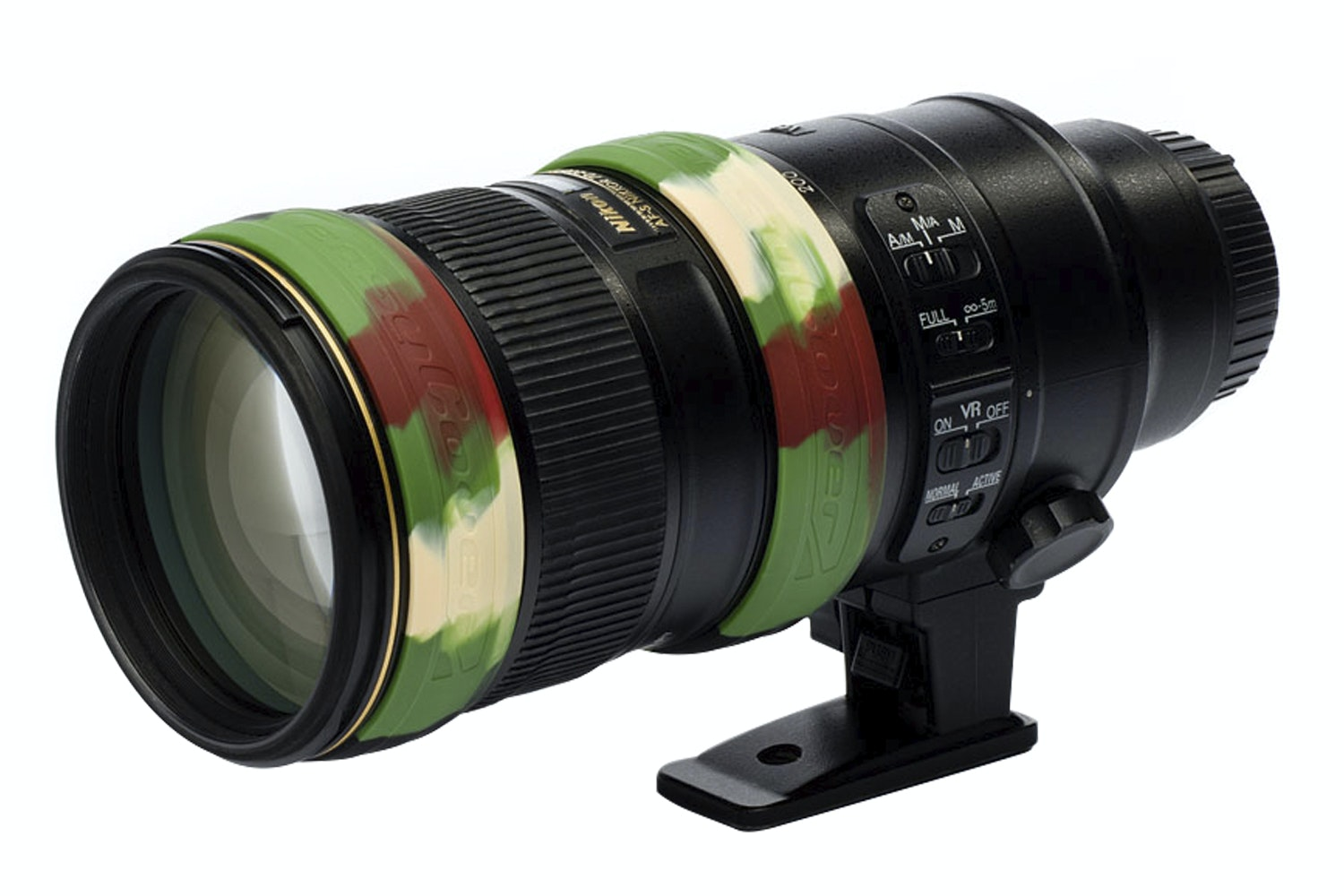Easycover Lens Rings | Camouflage