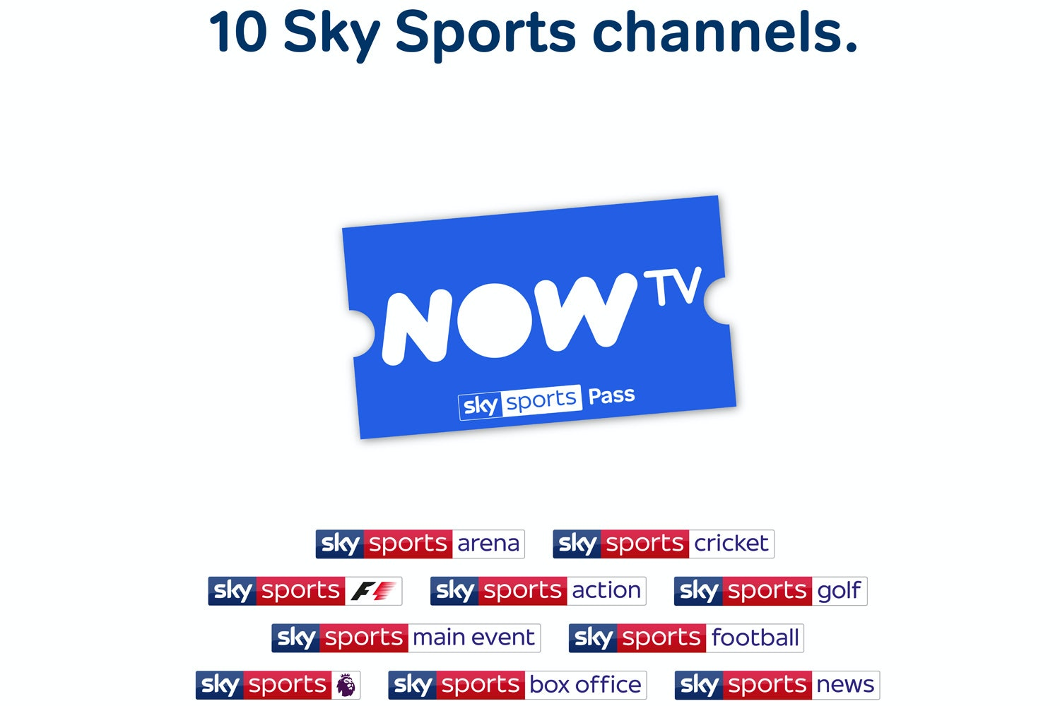 Now TV Sports Bundle