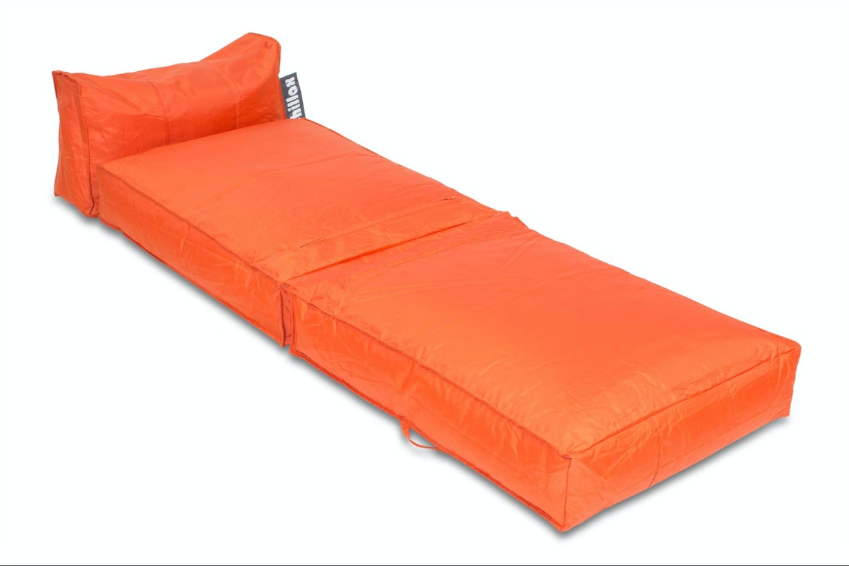 CHILLAX B/BAG BED ORANGE