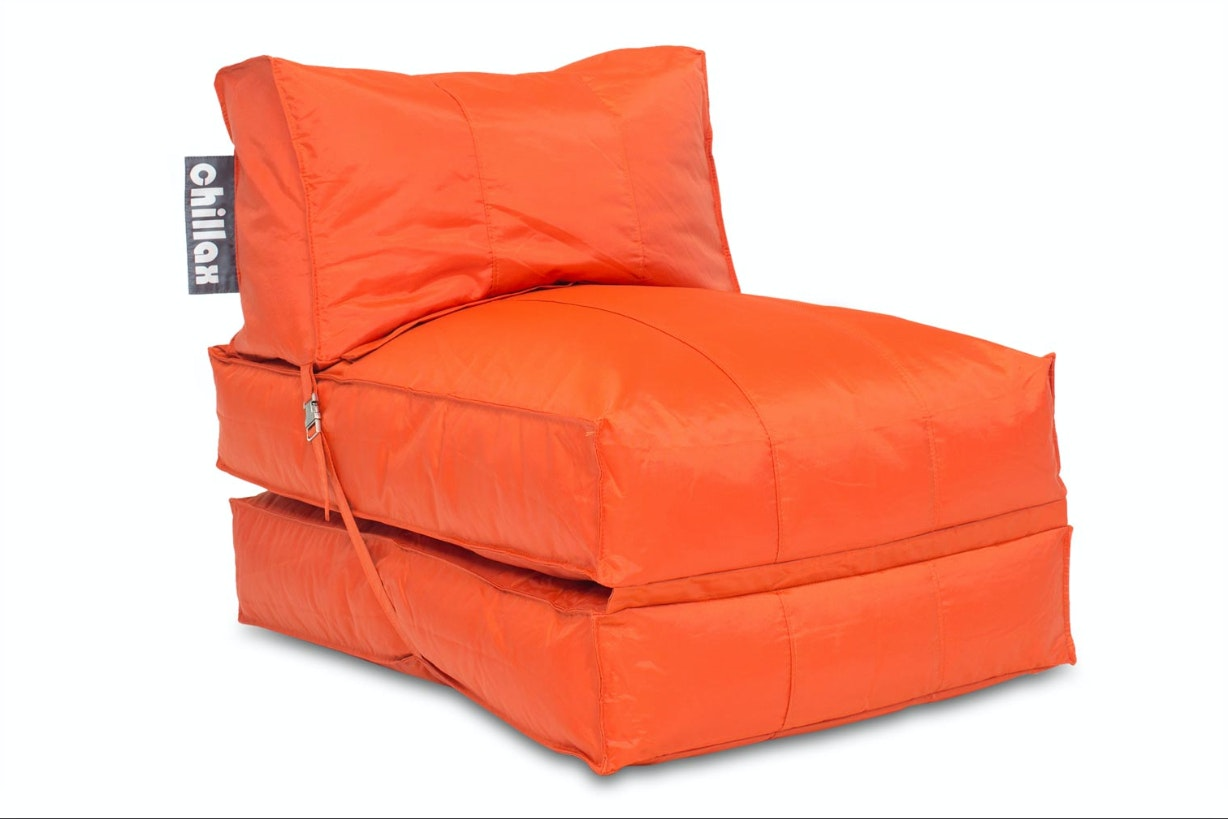 Chillax Bean Bag Bed | Orange