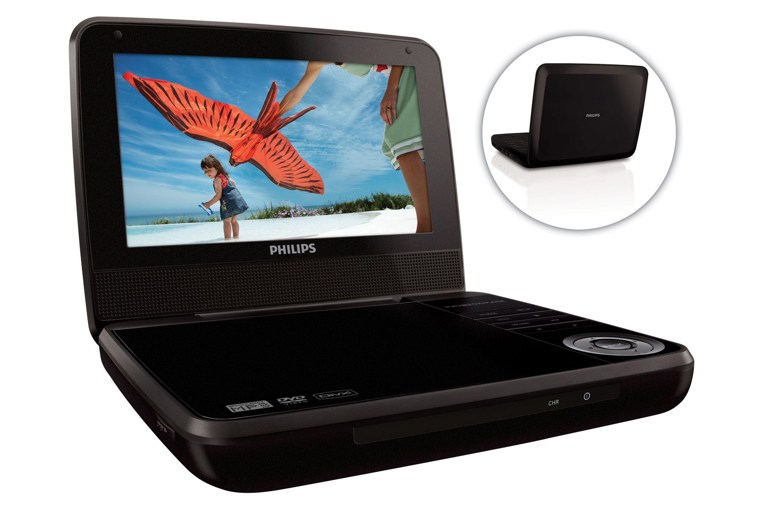 Philips Portable DVD Player | PD7001B/05