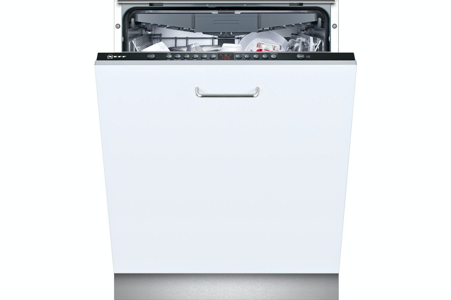 Neff Fully Integrated Dishwasher | 13 Place | S513K60X0G