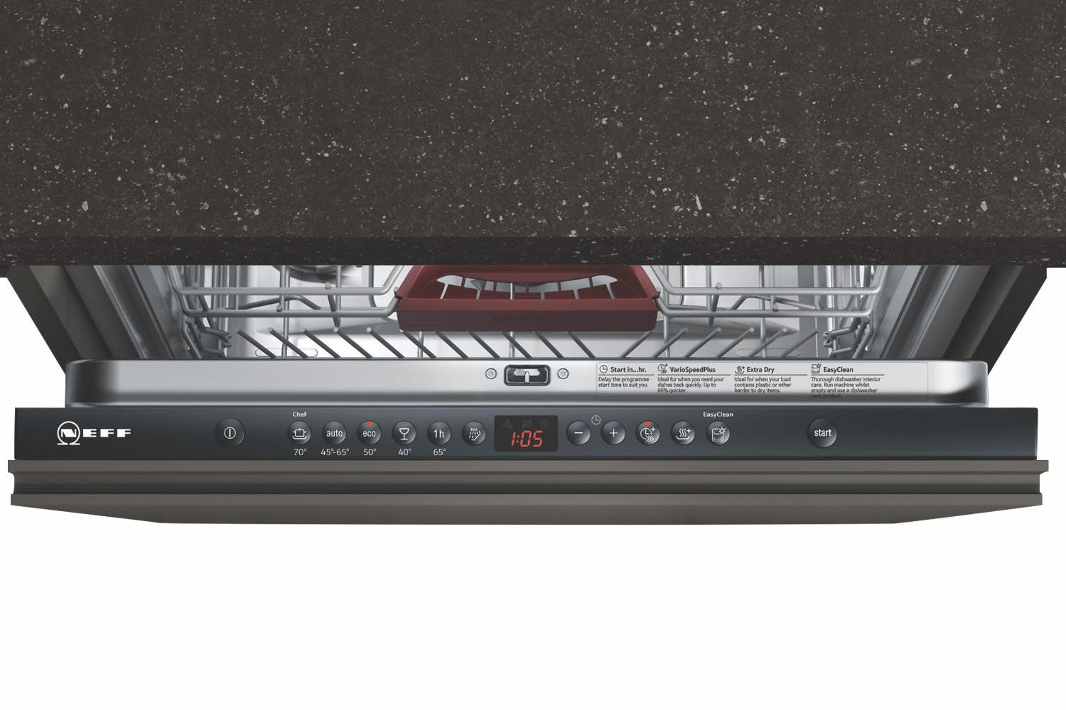 Neff Fully Integrated Dishwasher 13 Place S513k60x0g Ireland