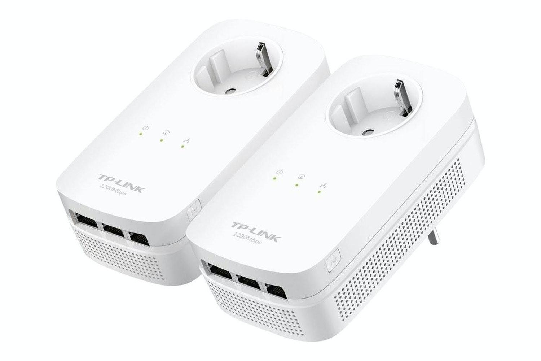 TP-Link 3 Port Powerline Adapter Kit