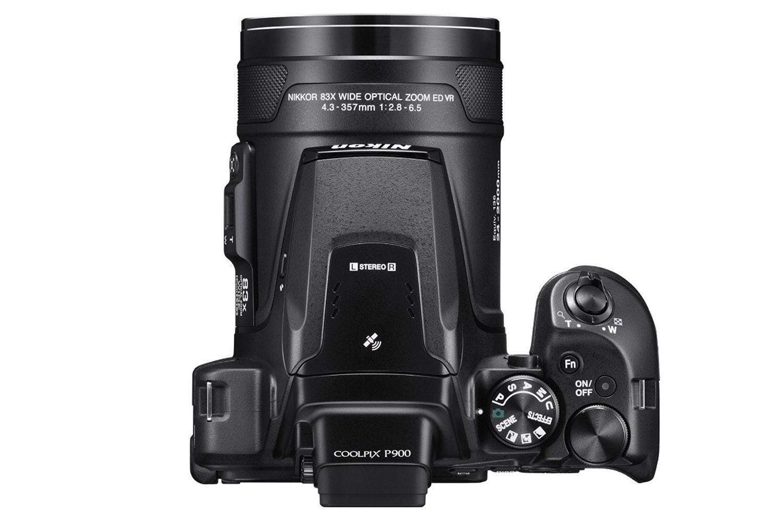 Nikon Coolpix P900 Bridge Camera | Black