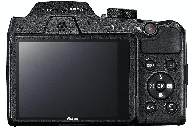 Nikon Coolpix B500 Bridge Camera | Black