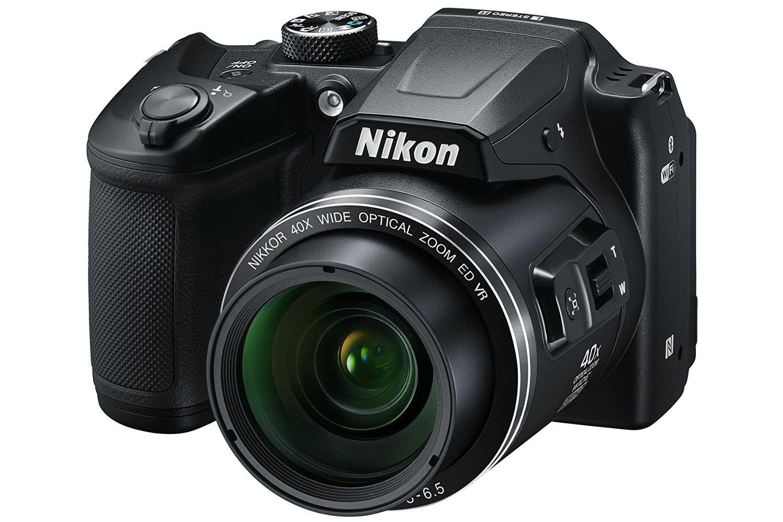 Nikon Coolpix B500 Bridge Camera   Black