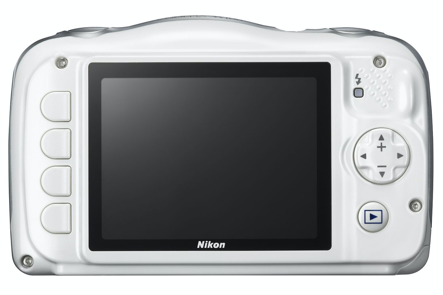 Nikon Coolpix W100 Compact Camera | White