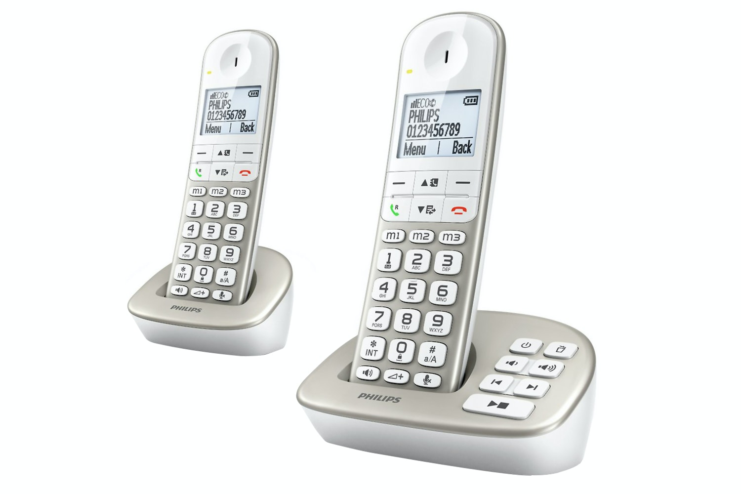 Philips Twin XL Cordless Phone