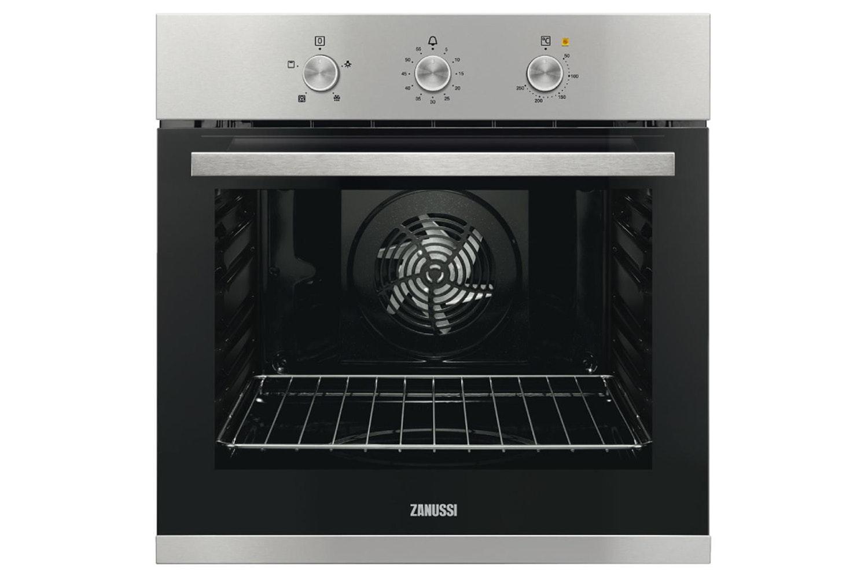 Zanussi Built In Electric Single Oven   ZOB31471XK