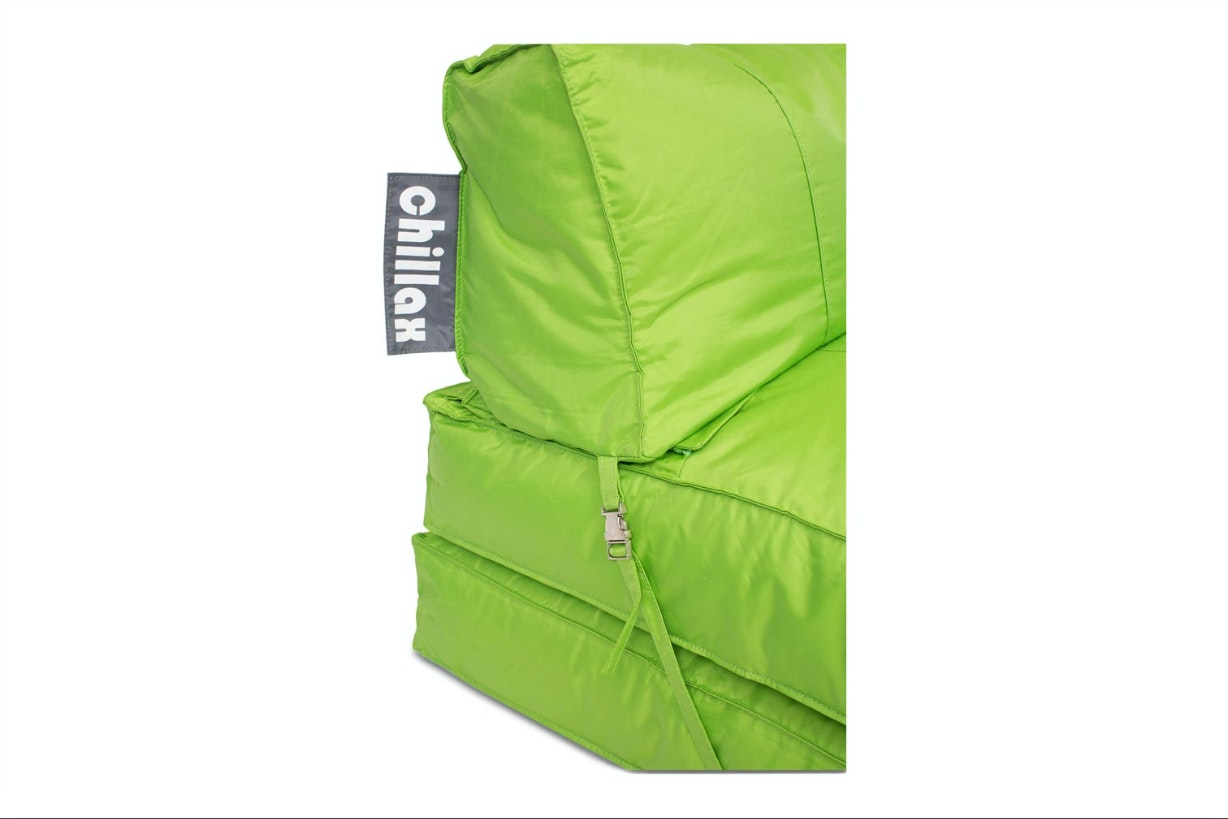 Chillax Bean Bag Bed | Lime Green
