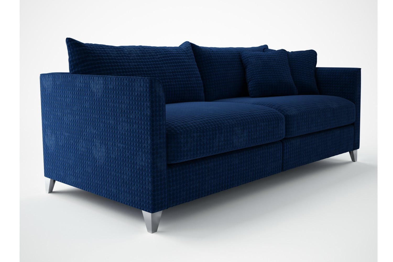 Zoey 4 Seater Sofa | 8 Colour Options