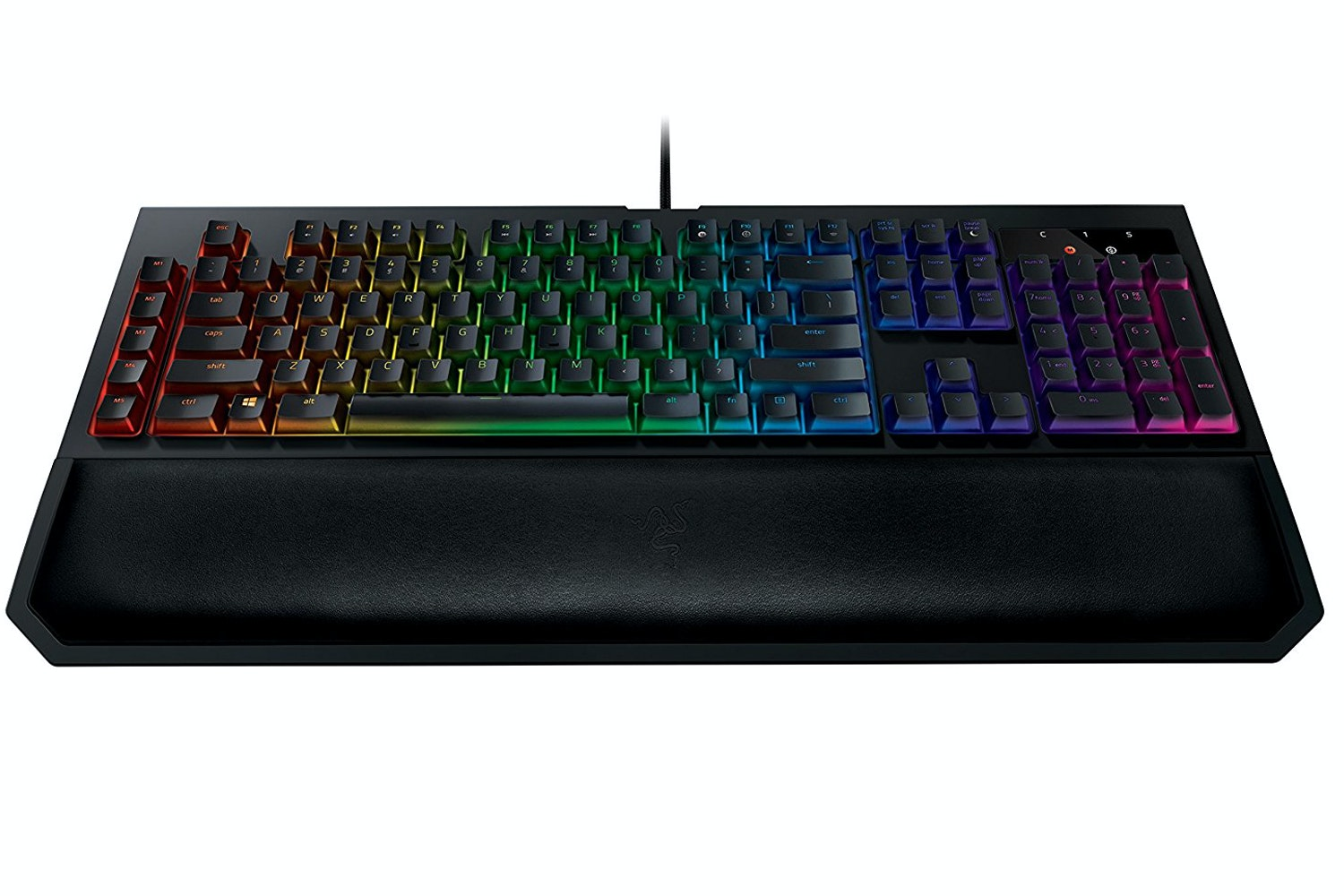 Razer BlackWidow Chroma V2 Mechanical Keyboard