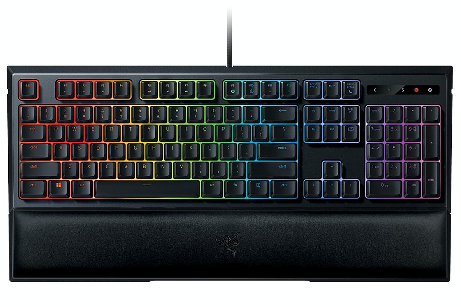 Razer Ornata Chroma Mechanical Membrane Keyboard