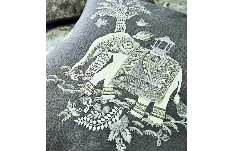 Sumatra Cushion 50X50 | Grey